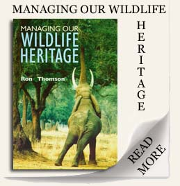 Managing our Wildlife Heritage